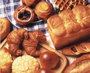 ハースブラウンのパン