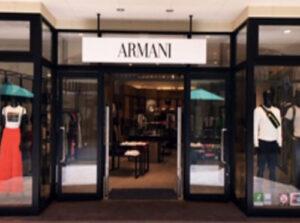 アルマーニ幕張店のイメージ写真