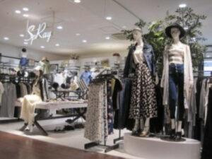 SpRay/Libby&Roseぺリエ千葉店の店内